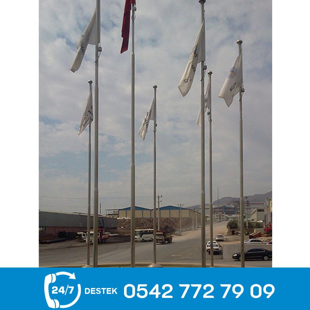Bayrak Direği 03