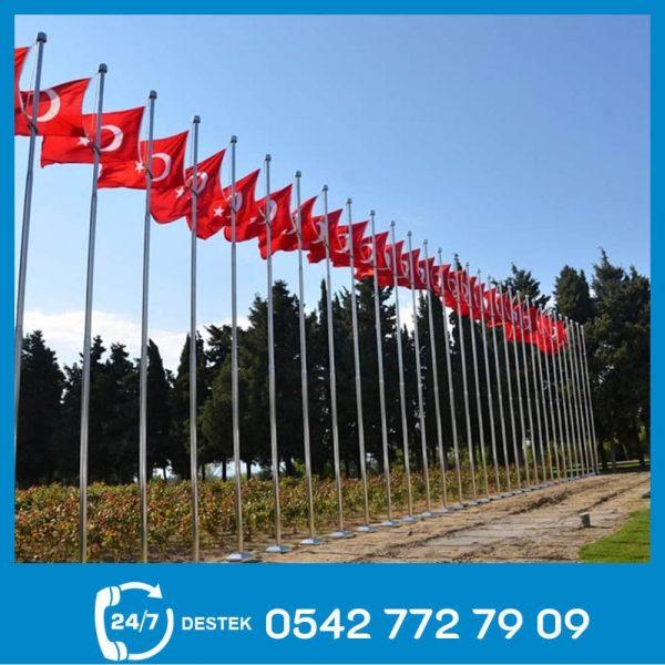Bayrak Direği 37