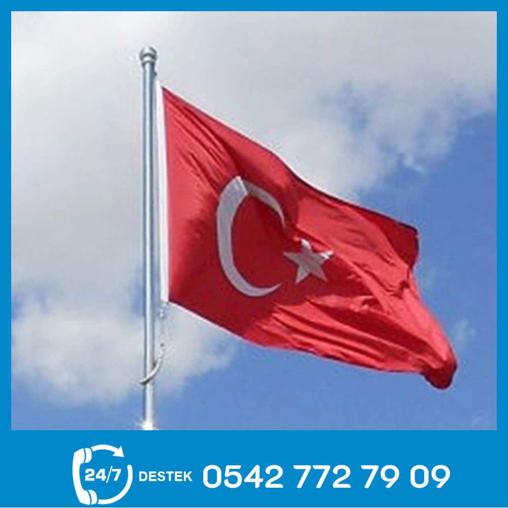 Bayrak Direği 47