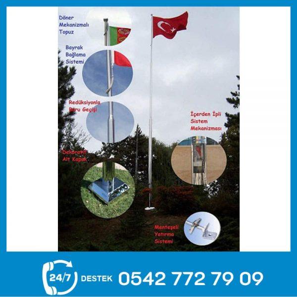 Bayrak Direği 48